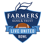 Agent Barry Live United Bowl Logo